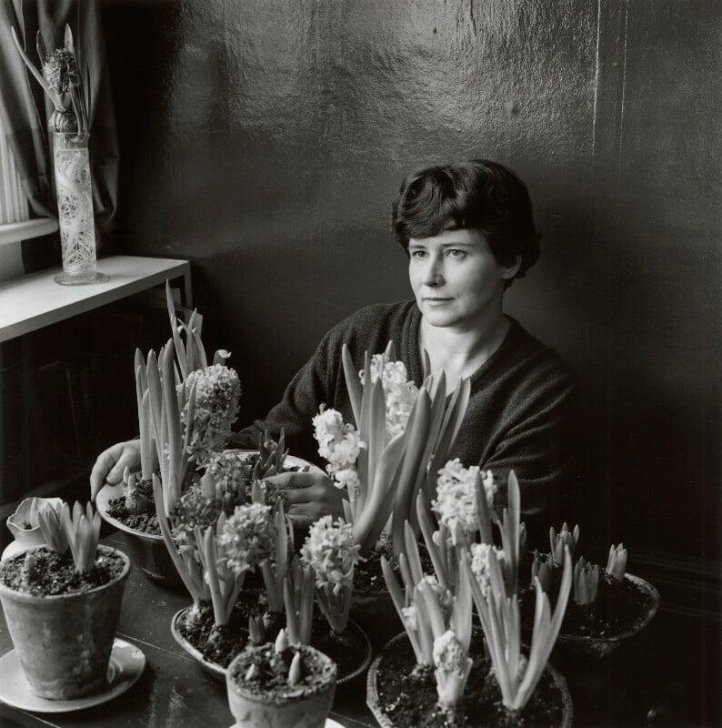 Doris Lessing, by Ida Kar, late 1950s - NPG x132971 - © National Portrait Gallery, London