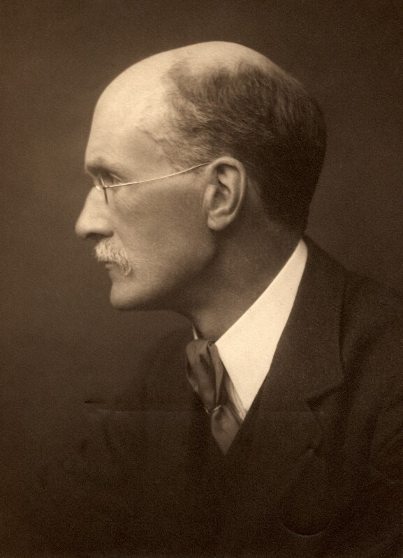 (George) Gilbert Aimé Murray, by George Charles Beresford, 1916 - NPG x12905 - © National Portrait Gallery, London