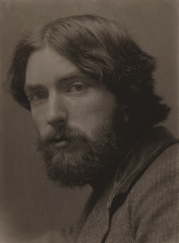 Augustus John, by George Charles Beresford, 1902 - NPG x13487 - © National Portrait Gallery, London