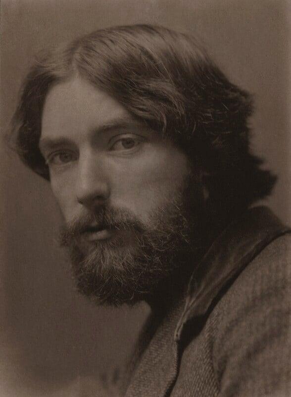 Augustus John, by George Charles Beresford, 1902 - NPG x13487 - © National Portrait Gallery, London