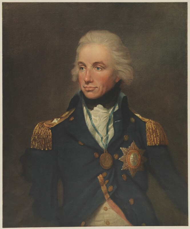 Horatio Nelson, published by The Medici Society Ltd, after  Lemuel Francis Abbott, published 1912 (1794) - NPG D38494 - © National Portrait Gallery, London
