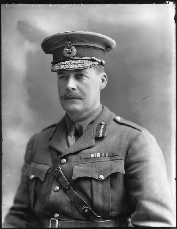 Reginald Stewart Oxley, by Bassano Ltd, 15 April 1916 - NPG x154666 - © National Portrait Gallery, London