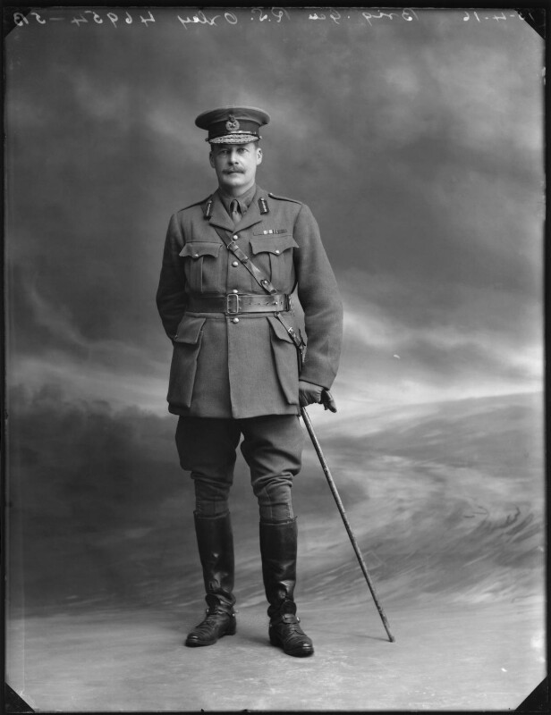 Reginald Stewart Oxley, by Bassano Ltd, 15 April 1916 - NPG x154669 - © National Portrait Gallery, London