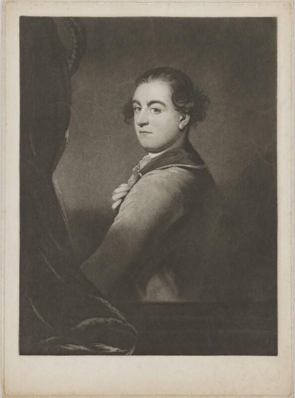 George Spencer, 4th Duke of Marlborough, by William Say, after  Sir Joshua Reynolds, (1759-1762) - NPG D38246 - © National Portrait Gallery, London
