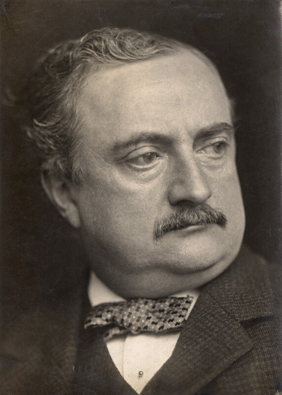 John Edward Redmond, by George Charles Beresford, 1902 - NPG x12908 - © National Portrait Gallery, London