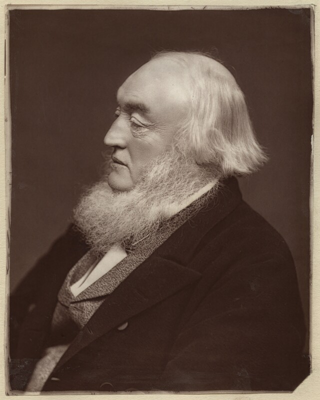 Sir William Milbourne James, by Lock & Whitfield, 1880 or before - NPG x133381 - © National Portrait Gallery, London