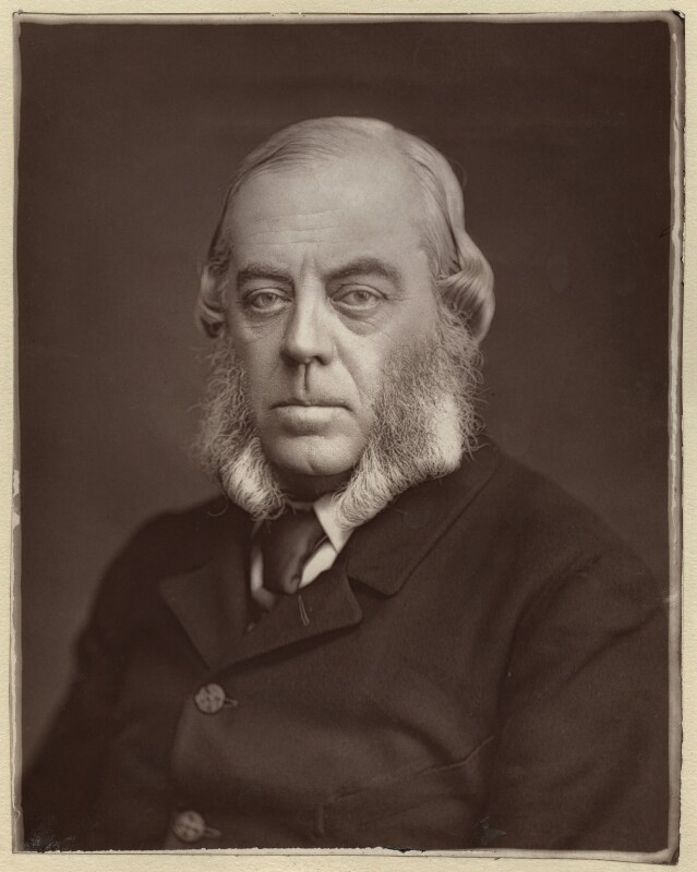 John Winston Spencer Churchill, 7th Duke of Marlborough, by Lock & Whitfield, published 1881 - NPG x133389 - © National Portrait Gallery, London