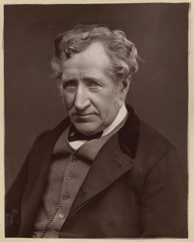 James Hall Nasmyth, by Lock & Whitfield, 1877 or before - NPG x133391 - © National Portrait Gallery, London