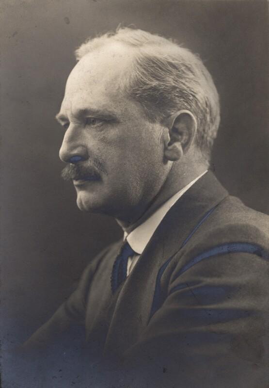 John Tweed, by George Charles Beresford, 1922 - NPG x13241 - © National Portrait Gallery, London