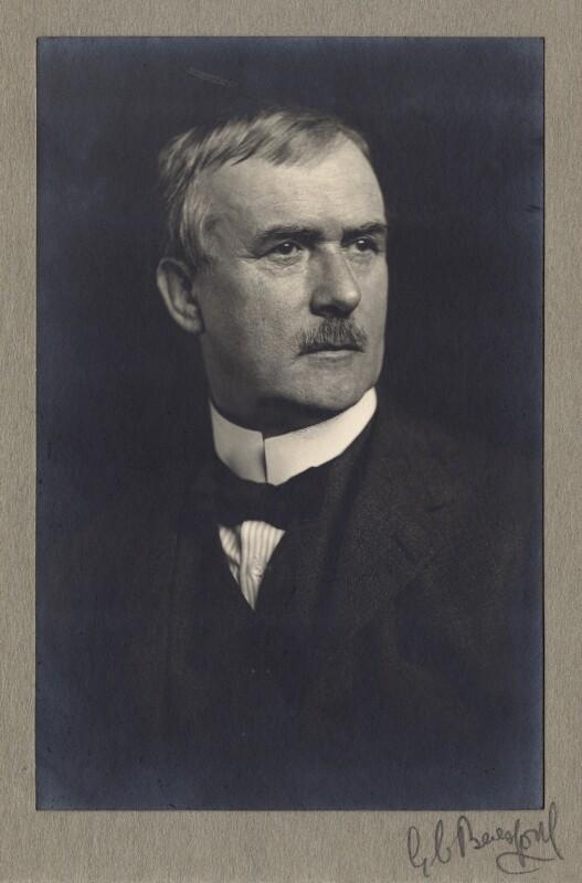 Philip Wilson Steer, by George Charles Beresford, June 1922 - NPG x27332 - © National Portrait Gallery, London