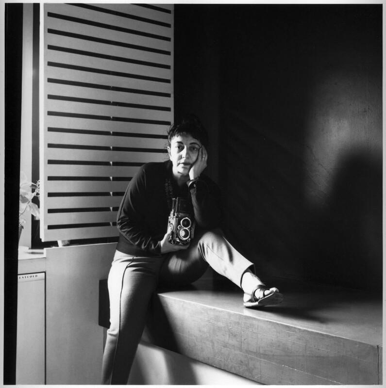 Ida Kar, by Ida Kar, assisted by  Julieta Preston (Julie Green), 1962 - NPG x88688 - © National Portrait Gallery, London
