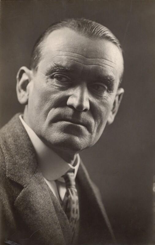 Francis Derwent Wood, by George Charles Beresford, 1922 - NPG x13325 - © National Portrait Gallery, London