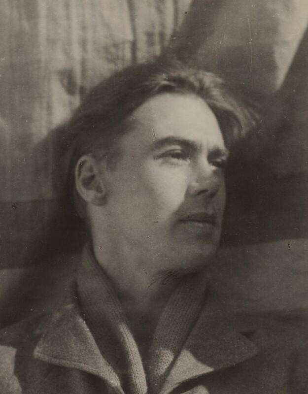 Victor Musgrave, by Ida Kar, 1944 - NPG x134015 - © National Portrait Gallery, London