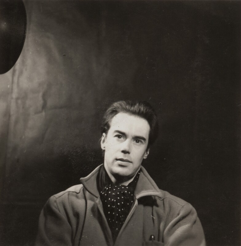 Victor Musgrave, by Unknown photographer, late 1940s - NPG x134024 - © National Portrait Gallery, London