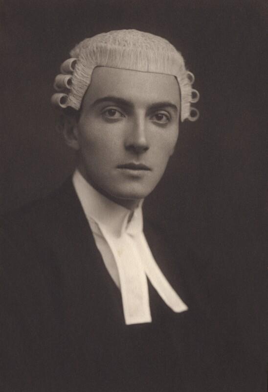 Dornford Yates (Cecil William Mercer), by George Charles Beresford, circa 1909 - NPG x27142 - © National Portrait Gallery, London