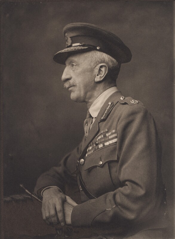 Sir Henry Hughes Wilson, 1st Bt, by George Charles Beresford, 1920 - NPG x27452 - © National Portrait Gallery, London