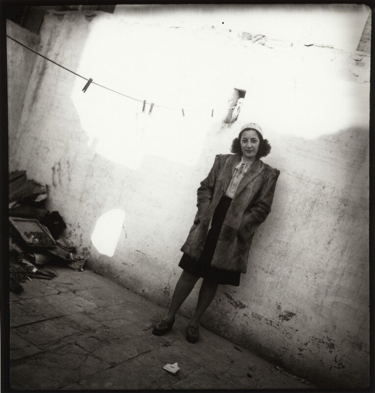 Ida Kar, by Ida Kar, 1933 - NPG x134076 - © National Portrait Gallery, London