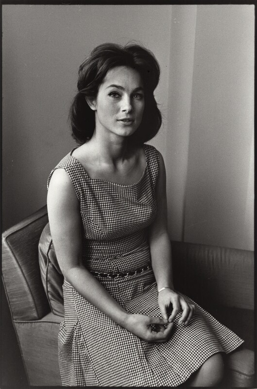 NPG x134132; Shirley Anne Field - Large Image - National ...