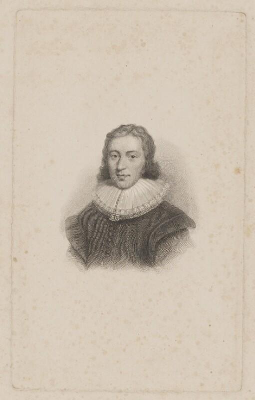 John Milton, after Unknown artist, (circa 1629) - NPG D38834 - © National Portrait Gallery, London