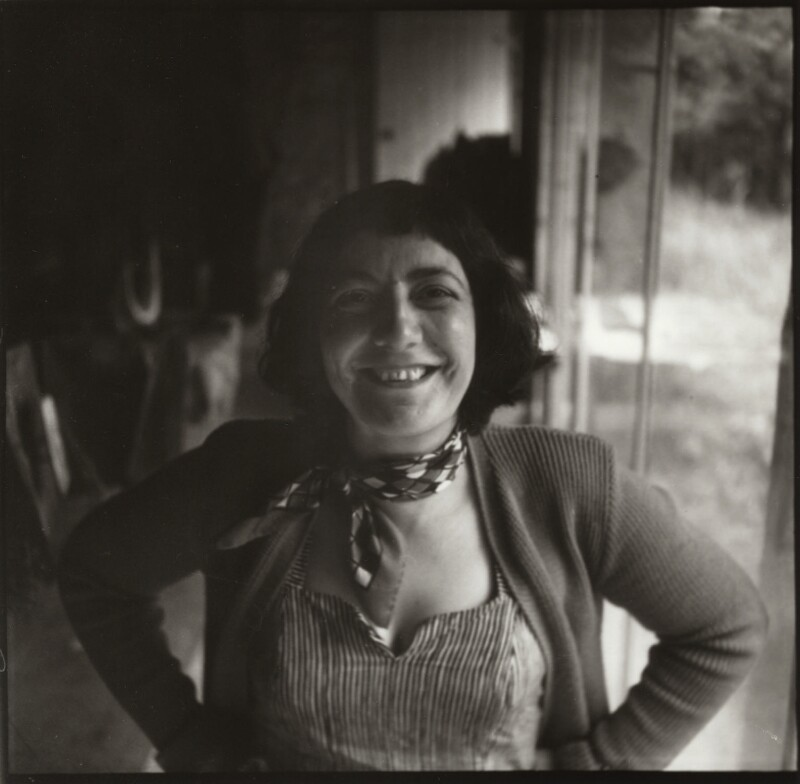 Ida Kar, possibly by Lynn Chadwick, 1954 - NPG x134141 - © estate of Lynn Chadwick