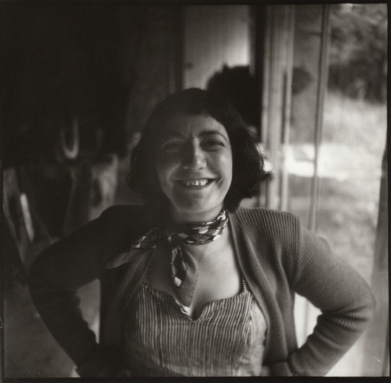 Ida Kar, possibly by Lynn Russell Chadwick, 1954 - NPG x134141 - © estate of Lynn Chadwick