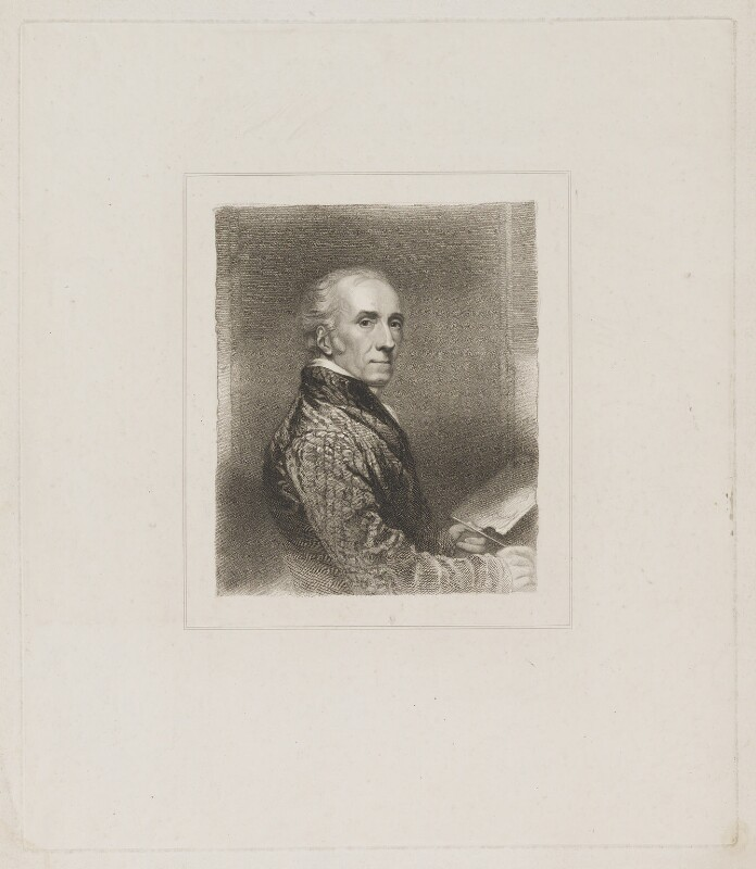 James Northcote, by Henry Meyer, published by  T. Cadell & W. Davies, after  James Northcote, published 1 November 1815 - NPG D38781 - © National Portrait Gallery, London