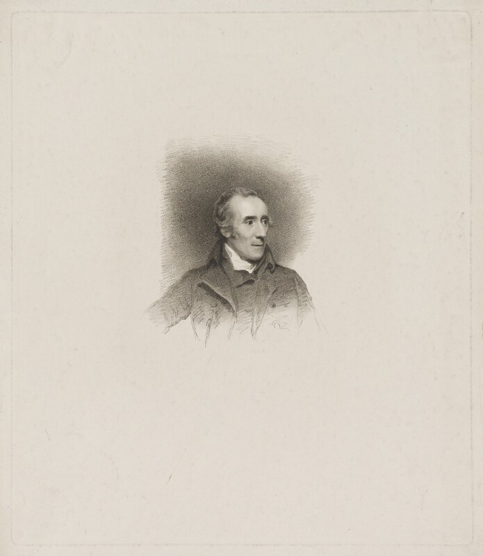 James Northcote, by Unknown artist, early 19th century - NPG D38782 - © National Portrait Gallery, London