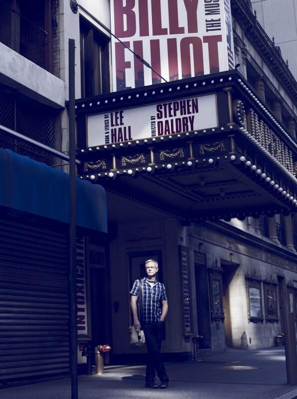 Stephen Daldry, by Jason Bell, 9 November 2009 - NPG x134062 - © Jason Bell