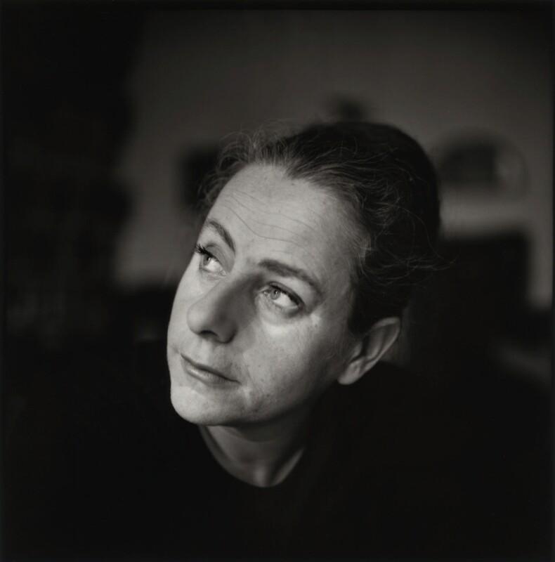 Taya Zinkin, by Ida Kar, 1965 - NPG x134218 - © National Portrait Gallery, London