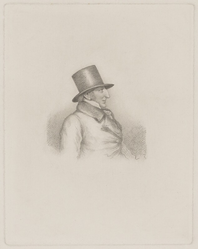 J.M.W. Turner, after Unknown artist, mid 19th century - NPG D39445 - © National Portrait Gallery, London