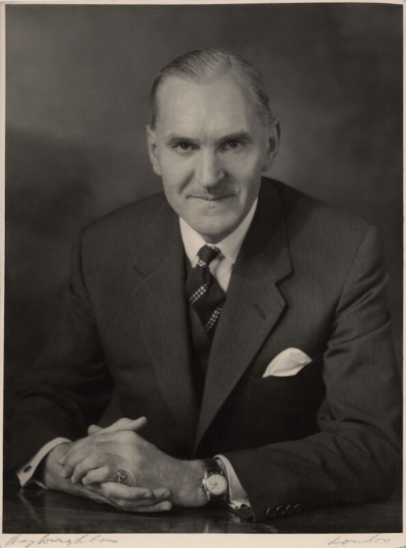 Adrian Price Webley Hope, by Hay Wrightson, 1919-1949 - NPG x47224 - © National Portrait Gallery, London