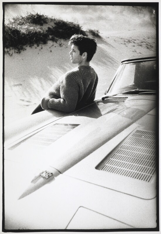 Sir Cliff Richard, by Norman Parkinson, early 1960s - NPG P1369 - © Norman Parkinson Archive/ Iconic Images