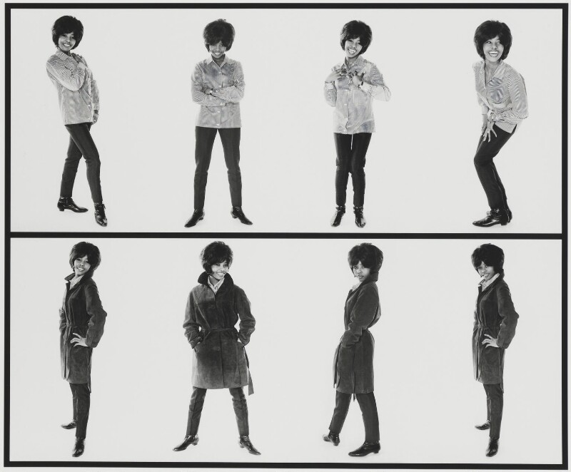 Millie (Millicent Small), by Gered Mankowitz, 1964 - NPG P1370 - Photograph by Gered Mankowitz © Bowstir Ltd 2018 / mankowitz.com