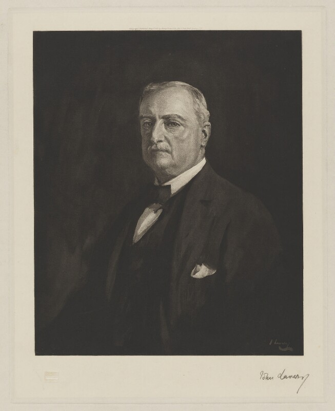 John Edward Redmond, after Sir John Lavery, (1901) - NPG D39663 - © National Portrait Gallery, London