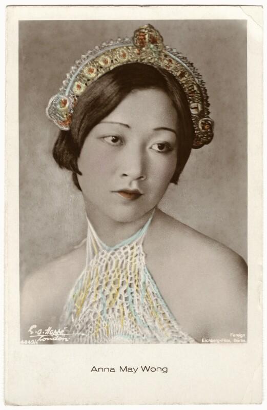 Anna May Wong, by Emil Otto ('E.O.') Hoppé, 1926 - NPG x134423 - © 2017 E.O. Hoppé Estate Collection / Curatorial Assistance Inc.