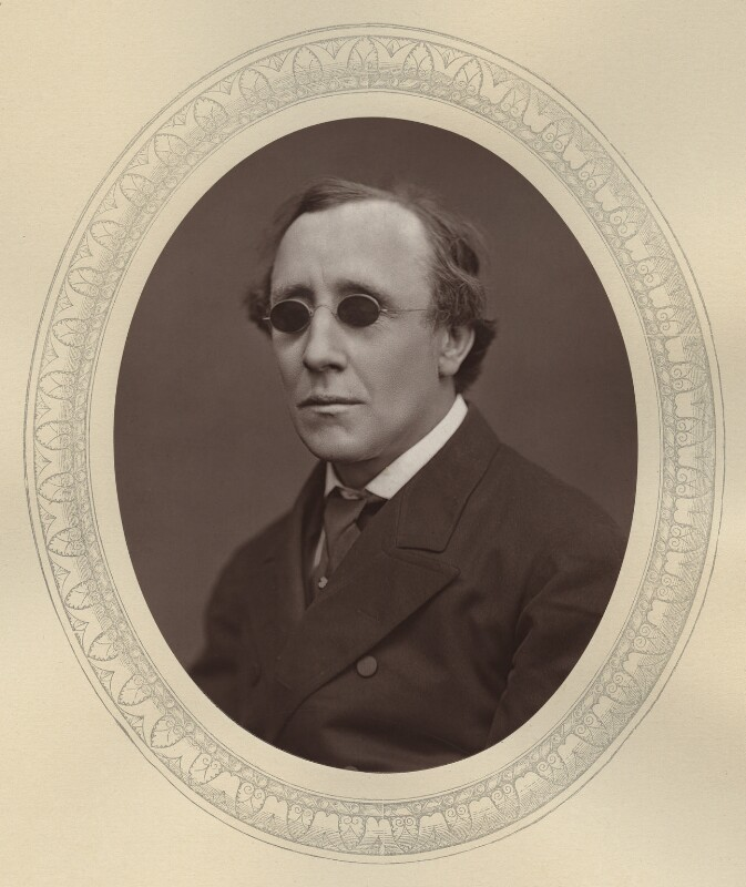 Henry Fawcett, by Lock & Whitfield, published by  Sampson Low, Marston, Searle and Rivington, published 1876 - NPG x28144 - © National Portrait Gallery, London