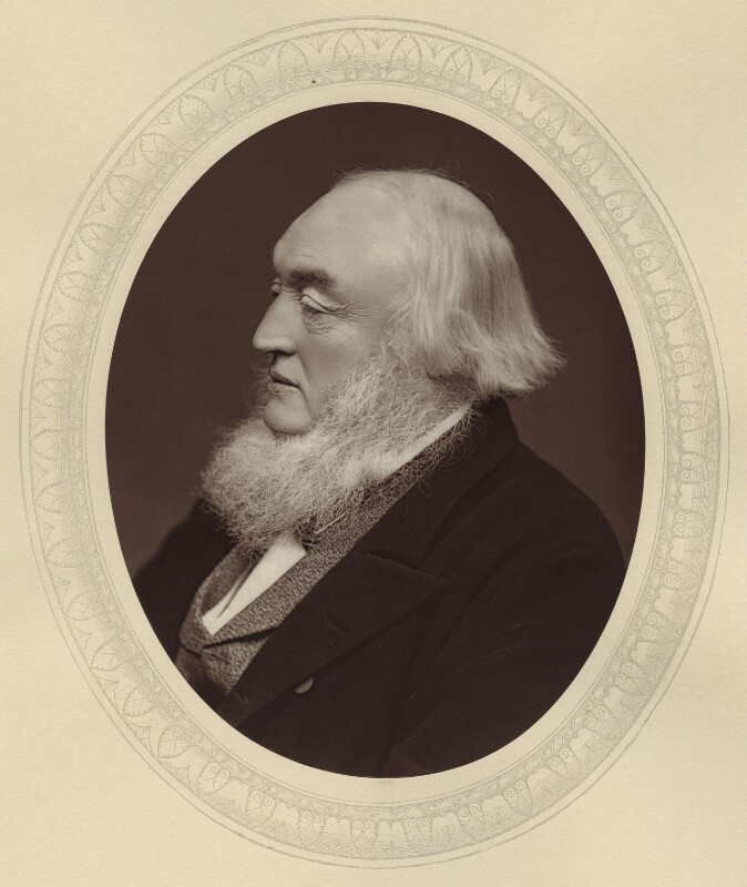 Sir William Milbourne James, by Lock & Whitfield, published by  Sampson Low, Marston, Searle and Rivington, published 1880 - NPG x18730 - © National Portrait Gallery, London