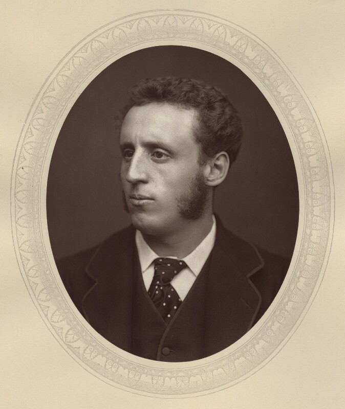 Walter William Ouless, by Lock & Whitfield, published by  Sampson Low, Marston, Searle and Rivington, published 1880 - NPG x12627 - © National Portrait Gallery, London