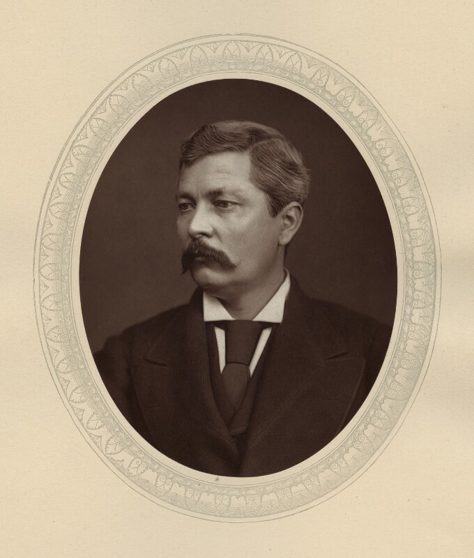 Sir Henry Morton Stanley, by Lock & Whitfield, published by  Sampson Low, Marston, Searle and Rivington, published 1880 - NPG x5576 - © National Portrait Gallery, London