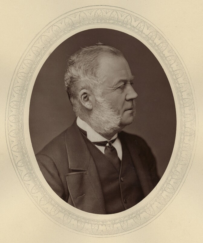 Charles Henry Gordon-Lennox, 6th Duke of Richmond, 6th Duke of Lennox and 1st Duke of Gordon, by Lock & Whitfield, published by  Sampson Low, Marston, Searle and Rivington, published 1882 - NPG x38881 - © National Portrait Gallery, London