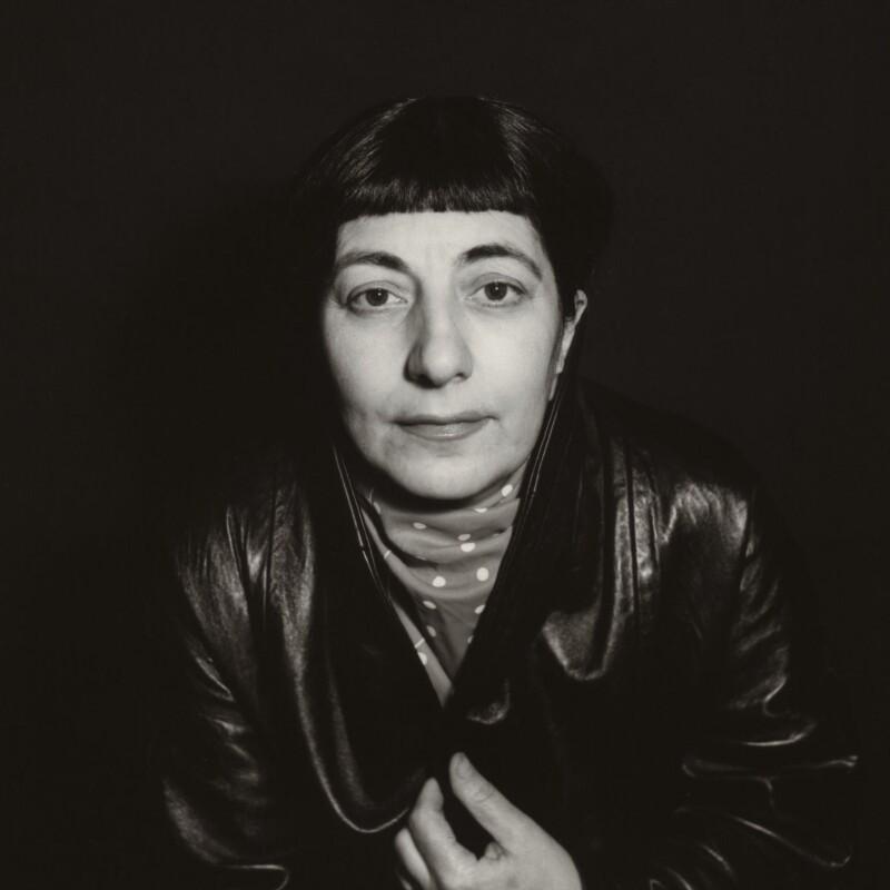 Ida Kar, by Ida Kar, late 1950s - NPG x134503 - © National Portrait Gallery, London