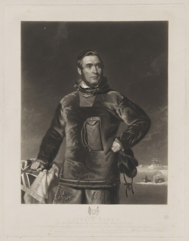 William Penny, by James Scott, published by  Henry Graves & Co, after  Stephen Pearce, published 30 September 1853 - NPG D40145 - © National Portrait Gallery, London