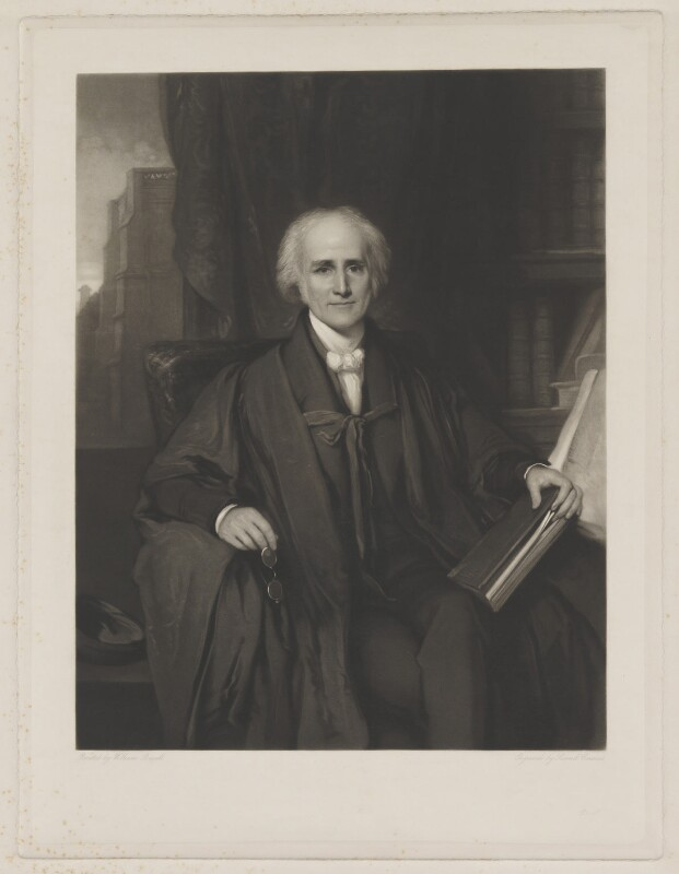 John Hothersall Pinder by Samuel Cousins, after Sir William Boxall