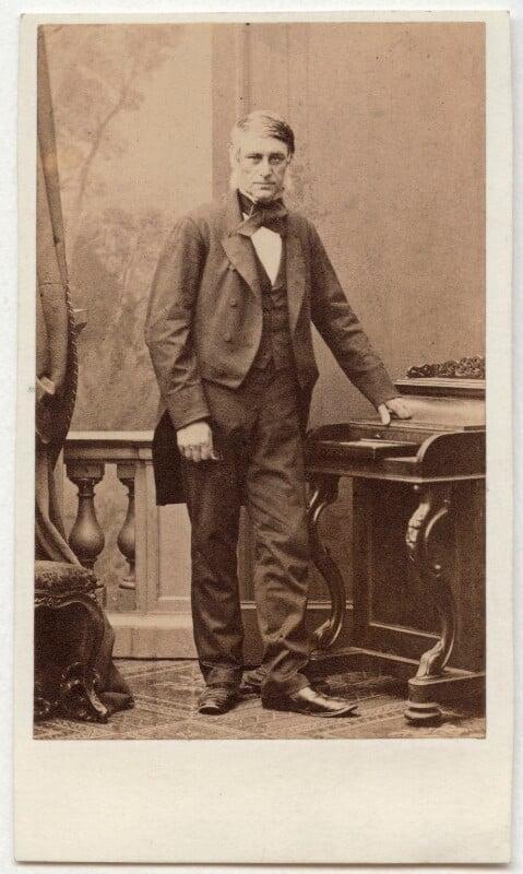James Tennant, by Antoine Claudet, 1860s - NPG x134613 - © National Portrait Gallery, London