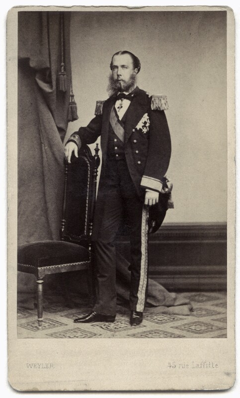 Maximilian I, Emperor of Mexico, by Weyler, 1860s - NPG x134632 - © National Portrait Gallery, London