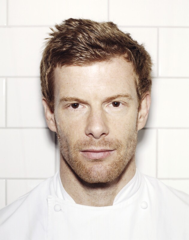 Tom Aikens, by Daniel Stier, 16 June 2010 - NPG x134647 - © Daniel Stier