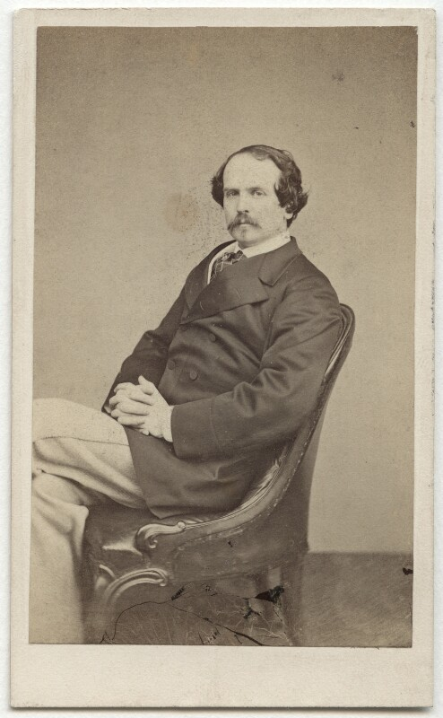 Called Signor Mongini, by James Grant Macandrew, 1860s - NPG Ax25064 - © National Portrait Gallery, London