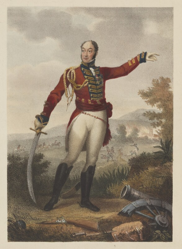 Sir William Thornton, after Unknown artist, early 19th century - NPG D40315 - © National Portrait Gallery, London