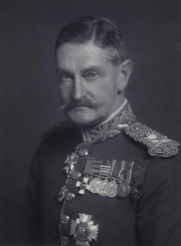 Sir Thomas Astley Cubitt, by Walter Stoneman, 1931 - NPG x166917 - © National Portrait Gallery, London