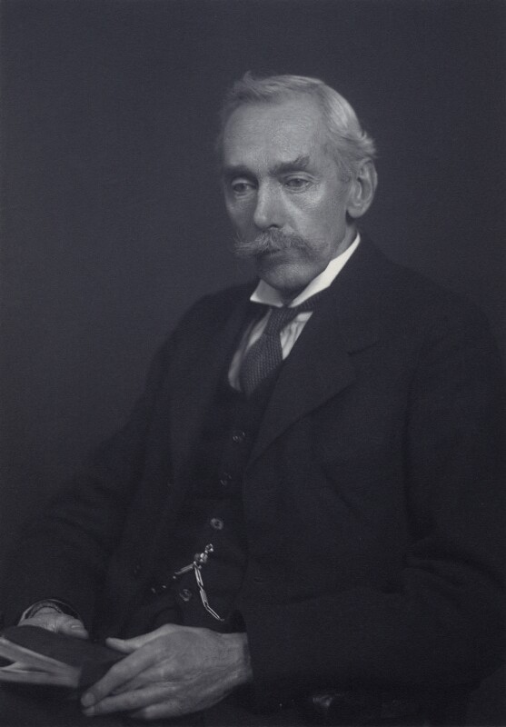 Brien Cokayne, 1st Baron Cullen of Ashbourne, by Walter Stoneman, 1932 - NPG x166920 - © National Portrait Gallery, London